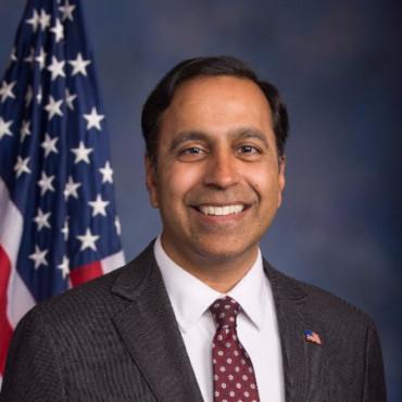 Rep. Raja Krishnamoorthi (D-IL) named to key Congressional panel