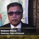 Voice Of Karachi Nadeem Nursat
