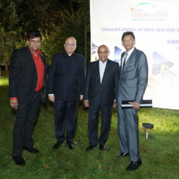 'Vibrant Gujarat' delegation visits US ahead of summit