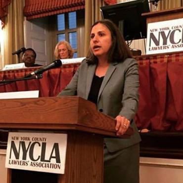 Indian American Prosecutor Diane Gujarati's Nomination for Federal Judgeship Advances to Full Senate